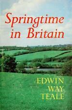 Springtime in Britain;: An 11,000 mile journey through the natural history of B