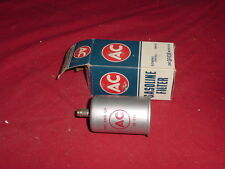 NOS 1965 66 67 Oldsmobile GF438 AC Fuel Filter 442 Cutlass Starfire 88 #5651518