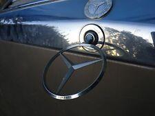 Mercedes-Benz W124 W123 W201 300E 280E E300 240E 260E CHROME HOOD GRILLE STAR
