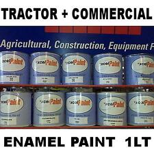Tractor Machinery Enamel Paint  - MF Super Red - 1lt