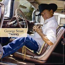 George Strait - Twang [New CD]