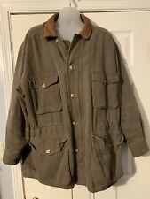 Abercrombie and Fitch 1892 Adirondack Trail Jacket Size Large, Men, Olive Green