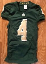 098d2510d Notre Dame Football 2010 Shamrock Series Game Used Jersey  4