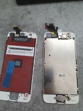 iPhone 5  LCD Weiß Front Bildschirm Touchscreen Display