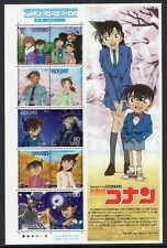 Japan 2009 Animation Hero and Heroine No.10 Conan stamps Cartoon