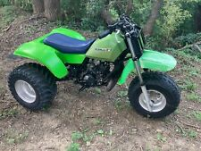 1985 Kawasaki KXT 250R Tecate.  One owner, MSO, Low Hour 3 Wheeler, No Reserve!!