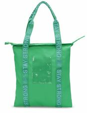 GEORGE GINA & LUCY Nylon Roots Flightbag Schultertasche Tasche Green Strong