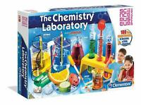 Clementoni Chemistry Laboratory Set 61284 with 180 Experiments Science 8+