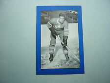 1934/43 BEEHIVE CORN SYRUP GROUP 1 HOCKEY PHOTO REG HAMILTON BEE HIVE SHARP!!
