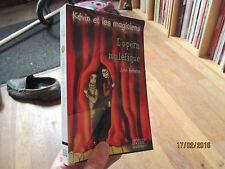 JOHN BELLAIRS kevin et les magiciens : l opera malefique rocher 2003