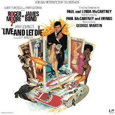Original bande sonore/JAMES BOND – Live and Let Les-Vinyle LP 180 g