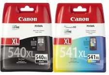 2x ORIGINAL CANON XL TINTE PATRONEN PIXMA MG2250 MG3250 MG4250 MX395 MX455 MX525