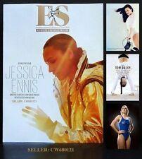 ES LONDON 2012 OLYMPICS SOUVENIR EDITION JESSICA ENNIS TEAM GB 4 COVERS 3/4