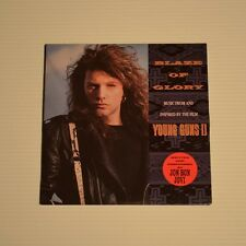 JON BON JOVI - Blaze of glory - 1990 US CDSingle 2-TRACKS