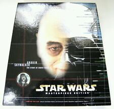 Star Wars 1998 Masterpiece Edition Anakin Skywalker - Story of Darth Vader MIB