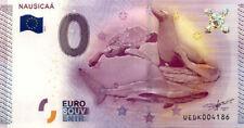 62 BOULOGNE-SUR-MER Nausicaá, 2015, Billet 0 Euro Souvenir