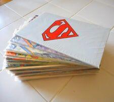 43bk SUPERMAN LOT/VINTAGE/ACTION/VARIANTS/SUPERGIRL/SUPERBOY/DEATH OF/DOOMSDAY