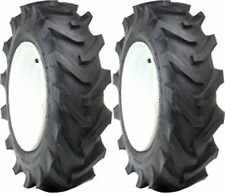 TWO New 6.00-12 Duro HF252 Tractor Tires & Tubes Real 6.00-12 bigger than 6-12's
