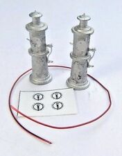 HO Scale Gas Pumps for Model Railroad by Century Foundry (2100)