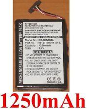 Batterie 1250mAh type BP-LP850/11-A1L Pour Navman S30
