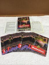 Set/Deck Of Budweiser Playing Cards