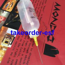 Needle Dispensing Bottle For Oil Rosin Paint Ink Glue markup