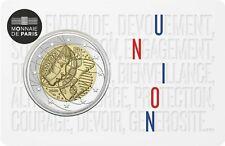 Frankrijk 2 Euro Commémorative 2020  Recherche Médicale **Union**