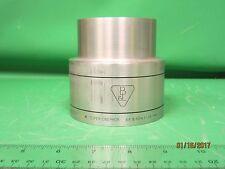 "Bausch & Lomb 5.50"" Super Cinephor 35 or 70mm Projector Lens 4"" Diameter"