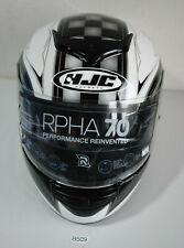 HJC CL-ST 2 Guardian Motorcycle Helmet schwarz-antrazith (B509-R10)