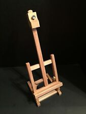 Mini Wooden Studio Adjustable ARTIST EASEL