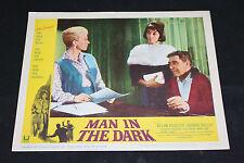 1965 Man In The Dark Lobby Card #3 Elizabeth Shepard 65/61 (C-6)