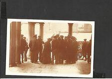 Nostalgia Postcard farm Hands Michaelmas Hiring Fair in High Wycombe 1900