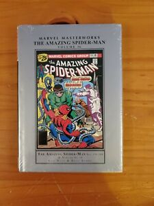 Marvel Masterworks: The Amazing Spider-Man Vol. 16 HC SEALED OOP HTF