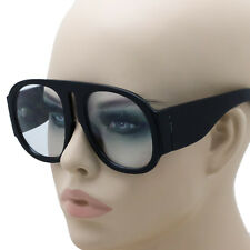 Oversize Goggle Frame Sunglasses Gradient Lens Vintage Women Fashion Shades 2018