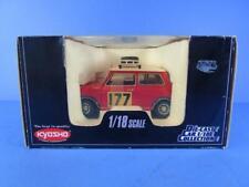 KYOSHO 7012 MORRIS MINI COOPER 1275S '67 RALLY, 1/18, RARE, MIB!