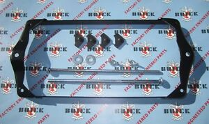 1955-1957 Buick Battery Hold Down Clamp Kit