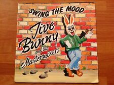 JIVE BUNNY and the MASTERMIXERS - Vinyl 45rpm 7-Single - SWING THE MOOD