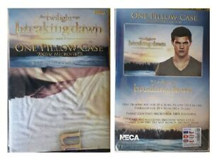 NEW PILLOW CASE The Twilight Saga - Breaking Dawn Part 2 COLLECTABLE