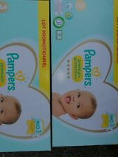 Couches Pampers Premium Taille 3