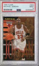 1995/96 Fleer Michael Jordan #323 PSA 9