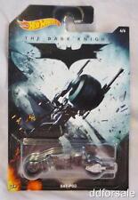 Batman's Bat-Pod Diecast Model from The Dark Knight Series by Hot Wheels