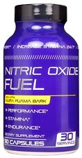 Nitric Oxide Fuel Increase Energy Stamina Size Physical Performance Enhancement