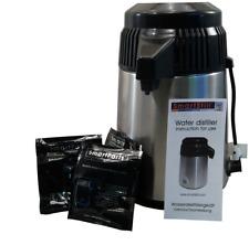 SmartStill - electric water distiller (4 L) UK + Jug - plug Free P&P UK