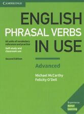 English Phrasal Verbs in Use Advanced Book with Answers Vocabul... 9781316628096