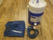 Aircast Cryo/Cuff Gravity Cooler with Medium Knee Cuff - Pre-owned