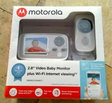 """New listing 🌟🎈 Motorola Mbp667Connect 2.8"""" Video Baby Monitor with Wi-Fi Viewing 🌟"""