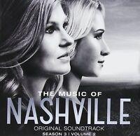 THE MUSIC OF NASHVILLE (S3 VOL. 2) - NEW CD ALBUM