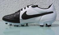 Nike Tiempo Genio Leather Fg Chaussures de Cam Pour Pelouse Gazon Gr.40-42, Neuf