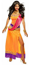 Exotic Bollywood Goddess Adult Costume Size Small