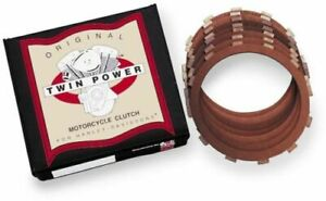 Twin Power - 095752 - Clutch Friction Plate Kit 49-8222